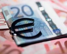 Волатильний курс євро