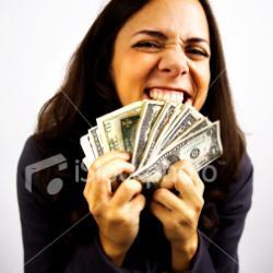 Деньгие сквозь грехи